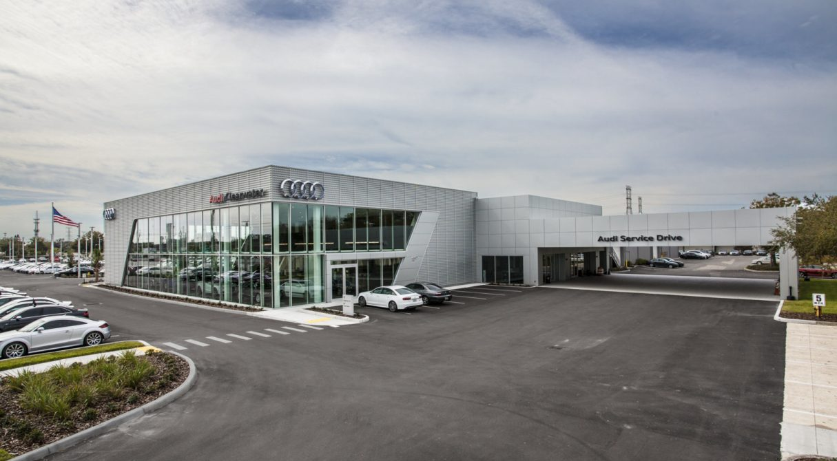 Crown Audi Suncoast Team Services - Suncoast audi